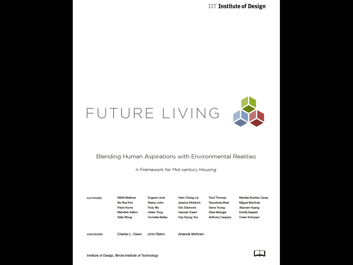 future living iit institute of design final results